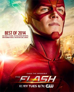 The Flash, la série télévisée de 2014.
