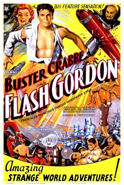 Flash Gordon, le film de 1936