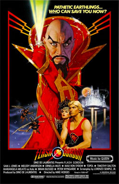 Flash Gordon, le film de 1980