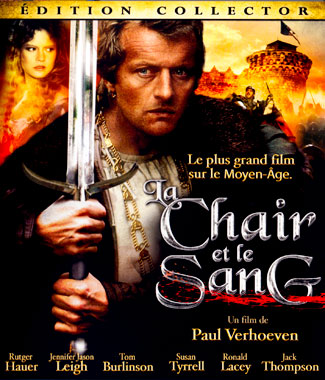 La chair et le sang, le blu-ray de 2012 de Opening Distribution