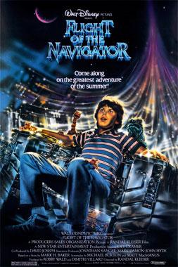 Le Vol du navigateur, le film de 1986
