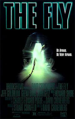 La mouche, le film de 1986