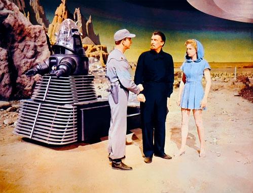 Planète interdite (1956) photo