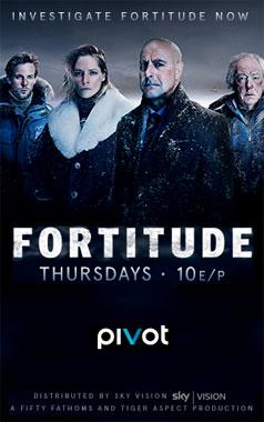Fortitude, la série télévisée de 2015