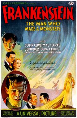 Frankenstein, le film de 1931