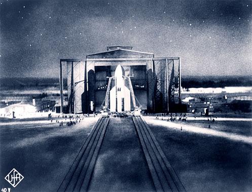 La femme sur la Lune, le film de 1929