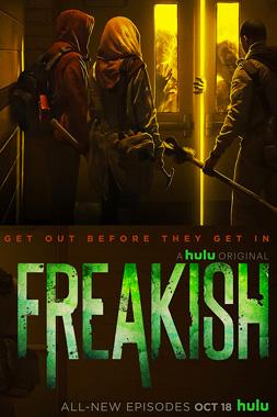 Freakish, la saison 2 de 2017 de la série télévisée de 2016