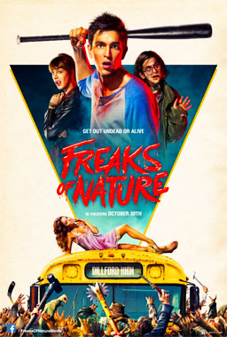 Freaks Of Nature, le film de 2015