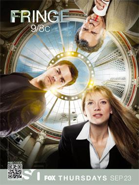 Fringe, la saison 3 de 2010 de la série télévisée de 2008