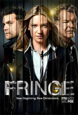 Fringe, la saison 4 de la série télévisée de 2008