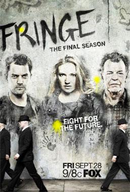Fringe, la saison 5 de 2012 de la série de 2008