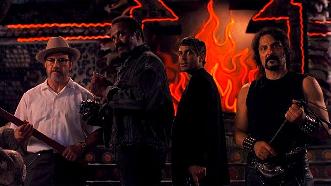 Une nuit en Enfer, le film de 1996