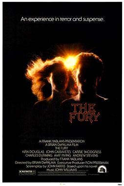The Fury, le film 1978