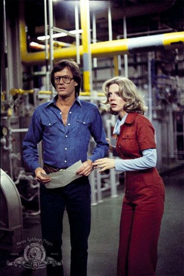 Les rescapés du Futur, le fim de 1976