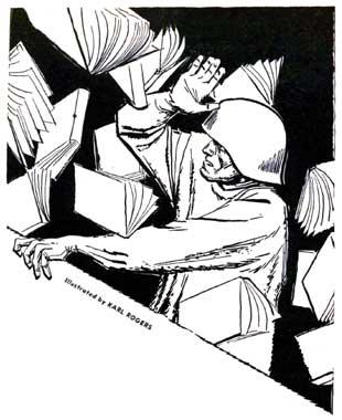 The Fireman, la nouvelle de février 1951