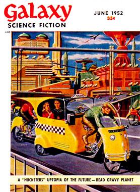 Planète à gogos, le roman de 1952