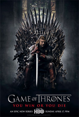Game Of Thrones, la saison 1 de 2011