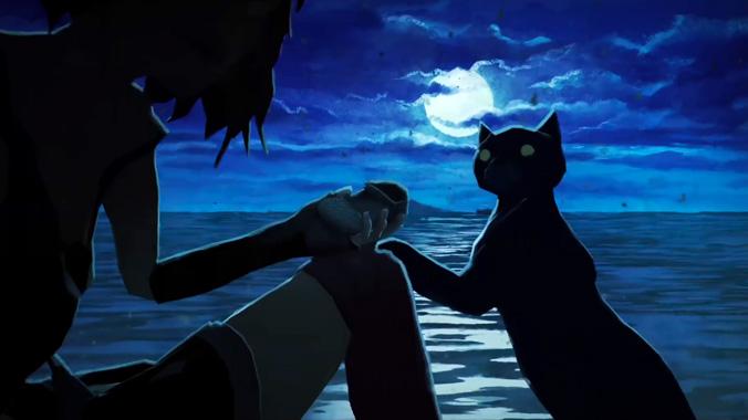 Gatta Cenerentola, le film animé de 2017