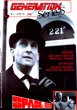 Génération Séries, le numéro 1 de l'été 1991