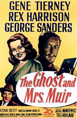 L'aventure de Madame Muir, le film de 1947