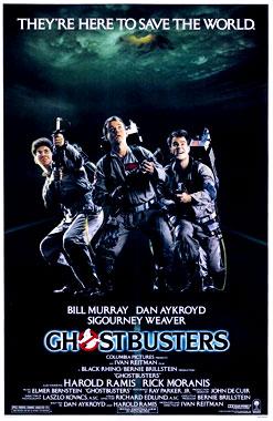 S.O.S Fantômes, le film de 1984