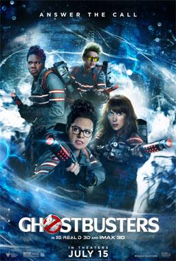 Ghostbusters, le film de 2016