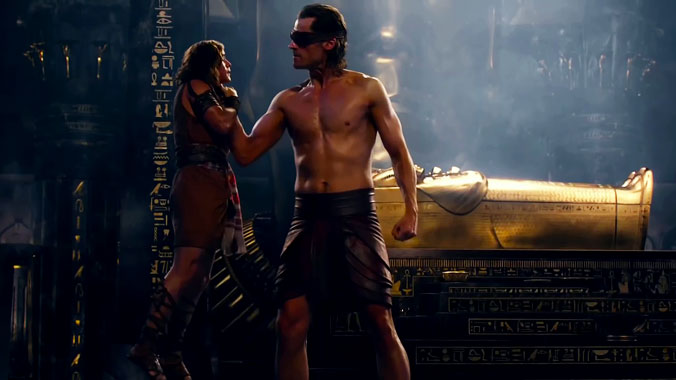 Gods of Egypt, le film de 2016