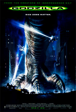 Godzilla, le film de 1998