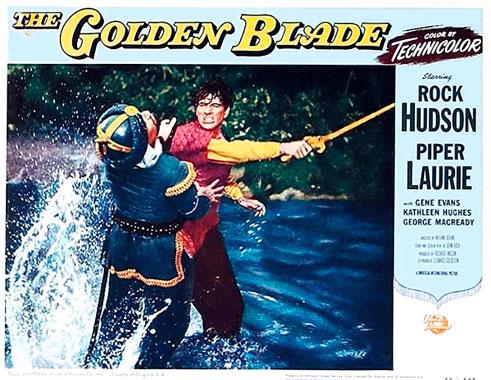 La légende de l'épée magique, le film de 1953