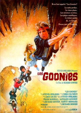 Les goonies, le film de 1985