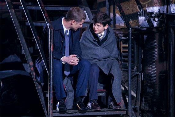 Gotham saison 1 épisode 1: épisode pilote