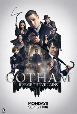 Gotham, la saison 2 de 2015 de la série télévisée de 2014