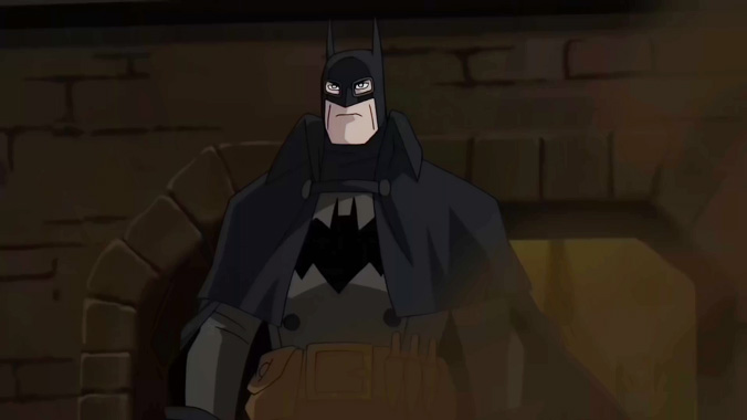 Batman : Gotham By Gaslight, le film animé de 2018