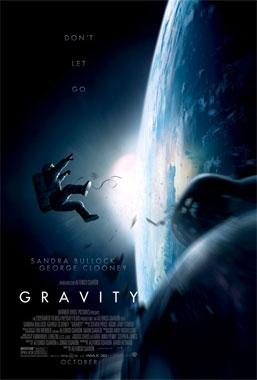 Gravity, le film de 2013