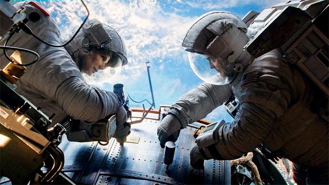 Gravity (2013) photo