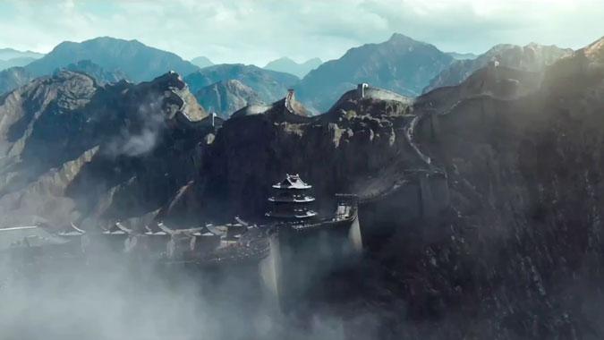 La grande muraille, le film de 2016