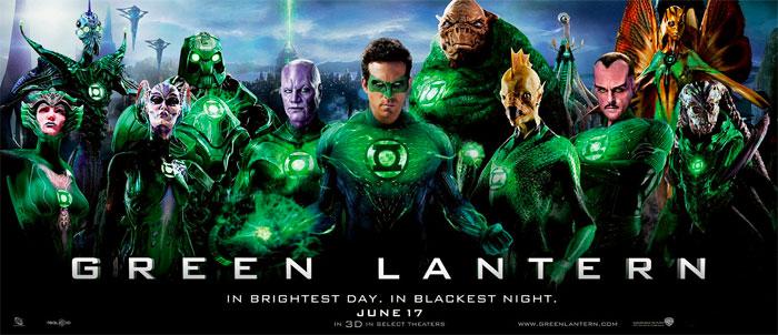 Green Lantern, le film de 2011