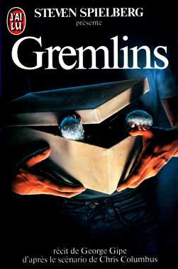 Gremlins, la novélisation de 1984
