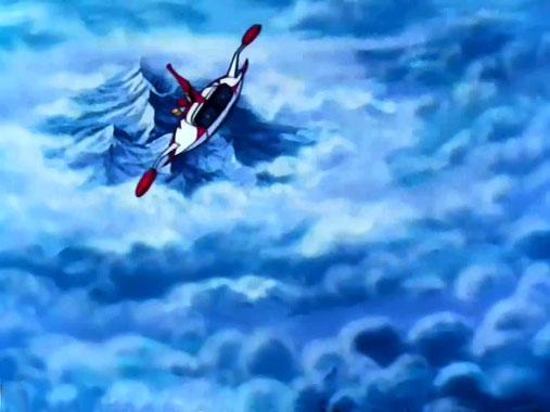 Goldorak, la série animée de 1975