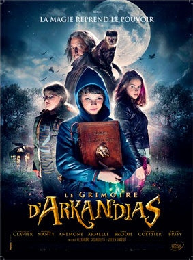 Le grimoire d'Arkandias, le film de 2014
