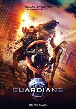 Guardians, le film de 2017