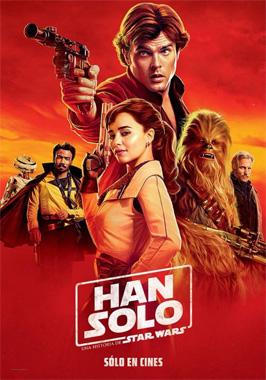 Star Wars : Han Solo / Han Solo / Solo, le film de 2018