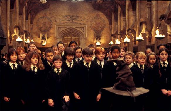 Harry Potter à l'école des sorciers, le film de 2001