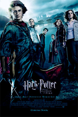Harry Potter et la coupe du feu, le film de 2005