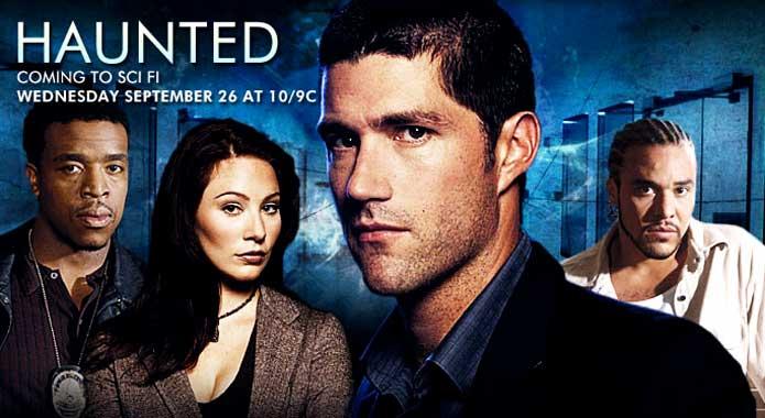 Haunted, la série télévisée de 2002
