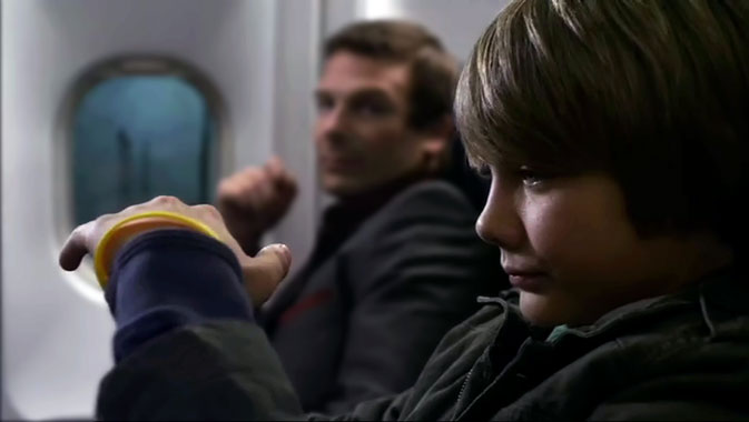 L'Heure de la Peur S02E02: Vol de nuit (2011)