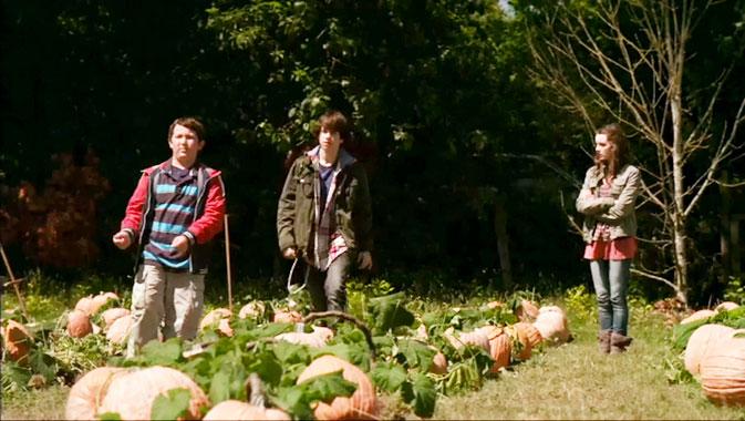 L'Heure de la Peur S02E03: Tête de citrouille (2011)
