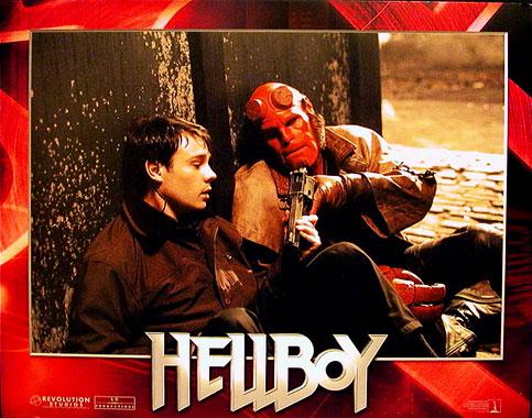 Hellboy, le film de 2004