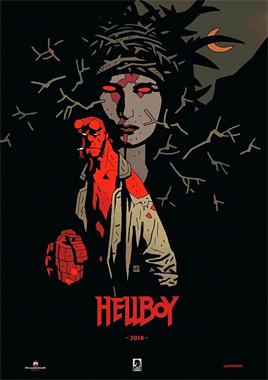 Hellboy, le film de 2018