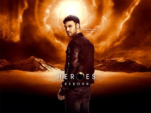 Heroes Reborn, la mini-série de 2015